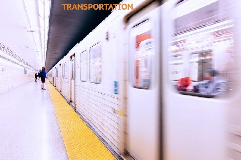 transportation in GTA