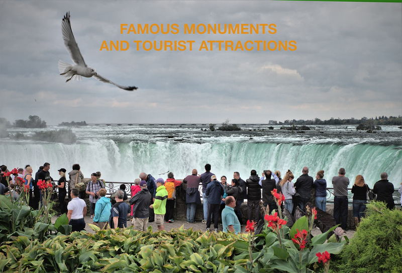 famous monuments and tourist sites in GTA