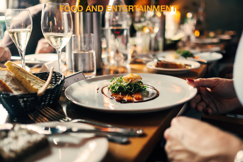 Food and entertainment in Ontario