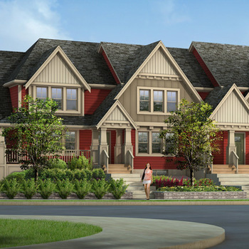 Large square mahogany street towns new home listing service
