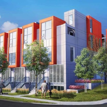 Large square glas marda loop new home listing service