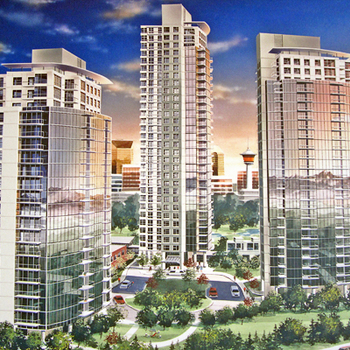 Large square ovation calgary new home listing service