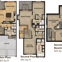 Medium barcelona floor plan