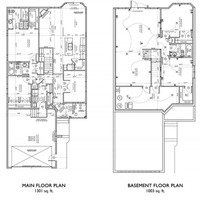 Medium loon floor plan