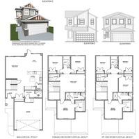 Medium cypress floorplan