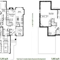 Medium flagstone floorplan