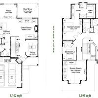 Medium richmond floorplan