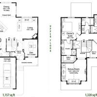 Medium denali floorplan