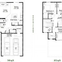 Medium kinley floorplan