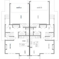 Medium sidney main floorplan