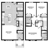 Medium the wilde floorplan