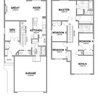 Medium mirage floorplan