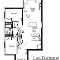Medium augusta lower development floorplan