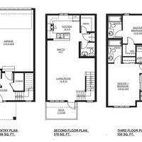 Medium robson floorplan