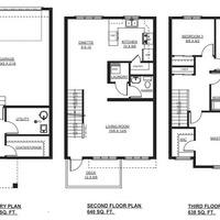Medium dalton floorplan