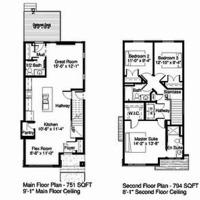 Medium 44 tenor link floorplan