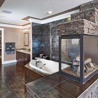 Medium sandstone interior 12