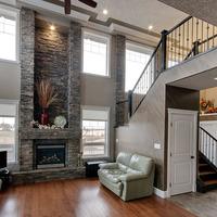 Medium sandstone interior 2