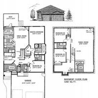 Medium rosewood floorplan