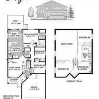 Medium bonnyville floorplan
