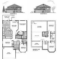 Medium concorde floorplan
