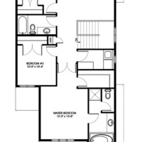 Medium merlin second floorplan