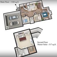 Medium incepio floorplan