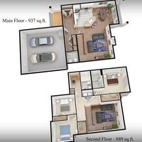 Medium modestus floorplan