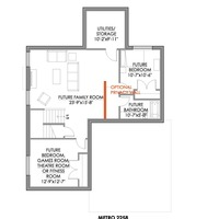 Medium the metro basement floorplan