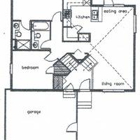 Medium floor plan option 1