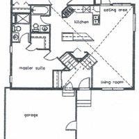 Medium floor plan option 2