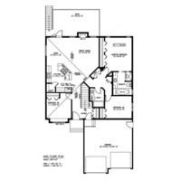 Medium main floorplan