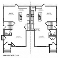 Medium main floorplan