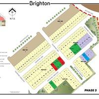 Medium brighton phase 3 1 lot map 1