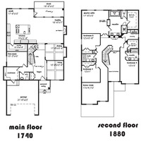 Medium london b floorplan