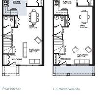 Medium main floor option