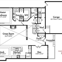 Medium emilia floor plan
