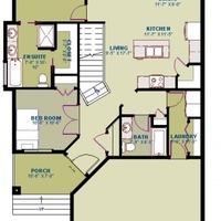 Medium ashmont floor plan