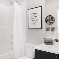 Medium therise gallery bathroom s