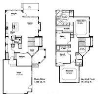 Medium thehudson floor plan