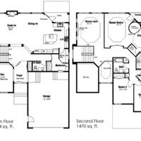 Medium the carlisle floor plan
