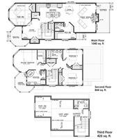 Medium thevictorian floor plan