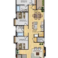 Medium 523 fast main floor plan