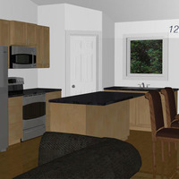 Medium the zircon dining and kitchen
