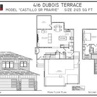 Medium 416 dubois terrace sale sheet