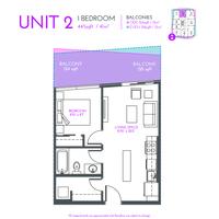 Medium ink web floorplans unit 2