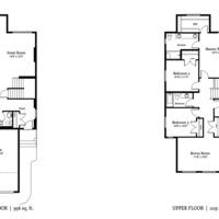 Medium sycamore floor plan
