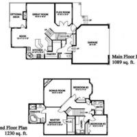 Medium mirage floor plan