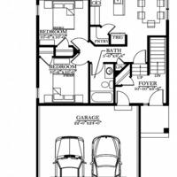 Medium abruzzo i floor plan