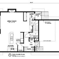 Medium main floor